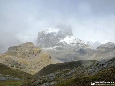 Corazón de Picos de Europa;ruta del rio borosa viajes originales cabriel macizo central las medulas